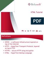 HTML Tutorial Part