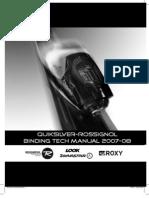 Binding Tech Manual
