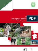 Liste Rouge France Mammiferes de Metropole