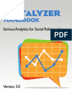 Twitalyzer Handbook