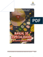 Manual de Especialidade dos desbravadores
