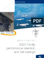 A320 Family Performance Retention an Fuel Savings