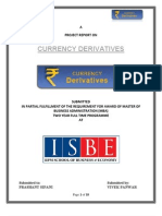 currency derivatives