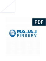 A Project Report on Bajaj