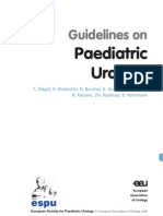 19 Paediatric Urology