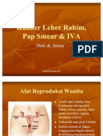 Kanker Leher Rahim Papsmear & IVA