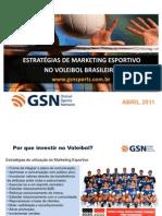 Estratégias de Marketing Esportivo no Voleibol Brasileiro