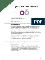 Elektron C6 v1.4 Users Manual