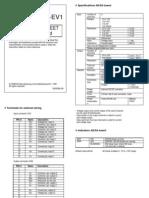 CQM1 CPU45 EV1 Instruction Sheet