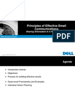 Effective Email Communication Skills