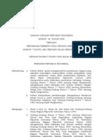 UU No. 36 Tahun 2008 - PPH