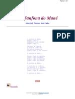 A Sanfona do Mané