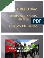 Registro Personal