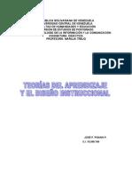 Teorias del aprendizaje Trabajo Unidad II. José Pisano