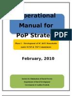 Draft Op Manual PoP