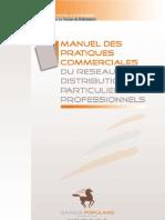 Manuel Des Pratiques Commerciales