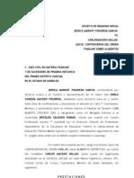 Providencia Cautelar Grisel Dominguez