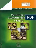 INIA_B0181 Manejo de clorosis férrica.