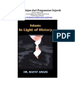 Rafat Amari Islam Ditinjau Dari Pengamatan Sejarah