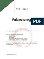 Fukan Zazengi - 6 Translations