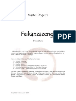 Fukan Zazengi - 6 Translations