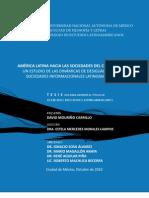 América Latina hacia las sociedades del conocimiento