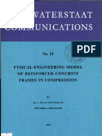 45095319 Fysical Engineering Model of Reinforced Concrete Frames in Compression