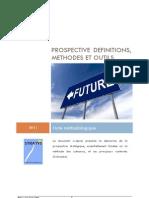 Prospective stratégique 2011