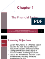 Chapter 01 - a Modern Financial System an Overview