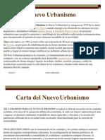 Nuevo Urbanismo