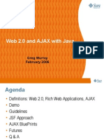 Web 2.0 and Ajax With Java