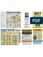 Pennsylvania Fishing Pocket Guide 2011
