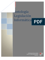 Antologia Legislacion Informatica