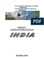 Turism International - Republica India