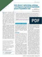 Gestational Trophoblastic Disease - Enfermedad Trofoblastica Gestacional