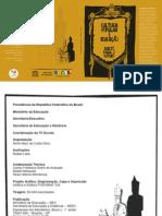 Livro Salto Cultura Popular e Educacaoi