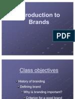 Brand Management 1