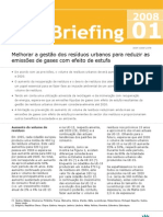 Residuos Pt Briefing 01-2008-2