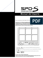 manual en español spd s