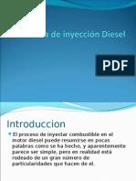 Sistema de inyección Diesel julio