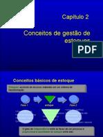 Cap 02 Conceitos de Gestao de Estoques POWER PONT ADAIAS CURVA ABC