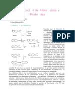 Identificación de Aminoácidos y Proteínas