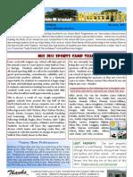 Newsletter 09.06.11