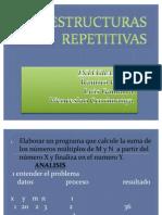 ESTRUCTURAS REPETITIVAS GRUPAL