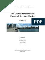 Ireland Financial Services