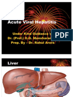 Acute Viral Hepatitis 27.06
