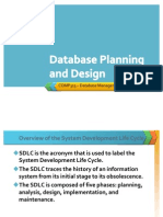 Database Planning and Design