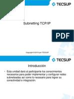 U10 Subnetting TCPIP