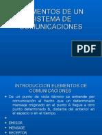 sistemas telecomunicaciones