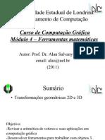 Curso CG 2011_modulo4